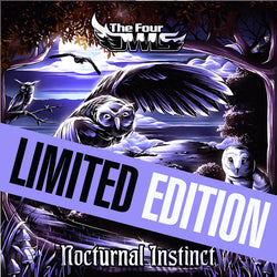 The Four Owls - Nocturnal Instinct (LIMITED EDITION PURPLE MARBLE VINYL)