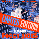 Verb T & Illinformed - The Land Of The Foggy Skies (LIMITED EDITION BLUE VINYL PRE ORDER)