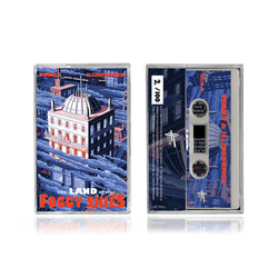 Verb T & Illinformed - The Land Of The Foggy Skies (LIMITED EDITION TAPE PRE ORDER)