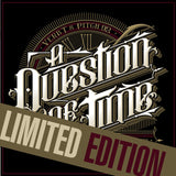 Verb T & Pitch 92 - A Question Of Time (LIMITED EDITION VINYL)