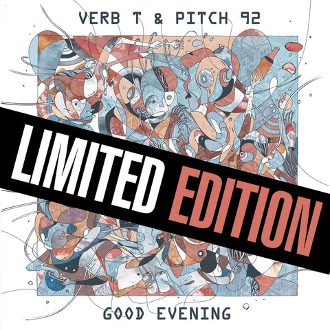 Verb T & Pitch 92 - Good Evening (LIMITED EDITION VINYL)
