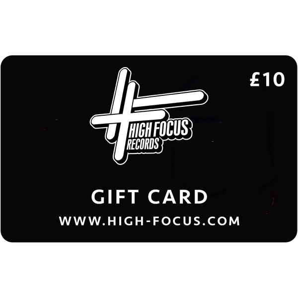 High Focus Gift Card