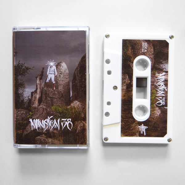 Jam Baxter - 'Mansion 38' (LIMITED EDITION TAPE)