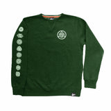 HFR - Chakra Jumper // Forest Green