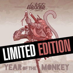 Dabbla - Year Of The Monkey (LIMITED EDITION VINYL)