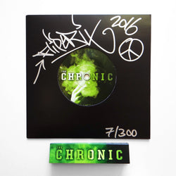 Fliptrix - The Chronic (LIMITED EDITION 7 INCH VINYL DELUXE PACK)