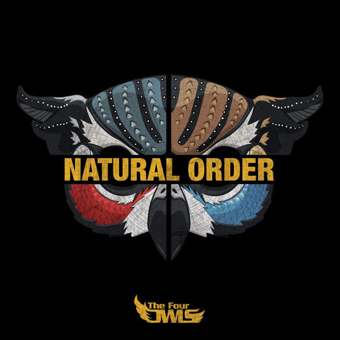 The Four Owls - Natural Order (Digital)