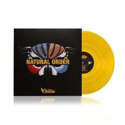 The Four Owls - Natural Order (DOUBLE DISC / SUN YELLOW VINYL)