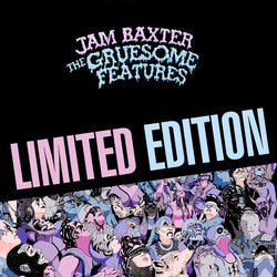 Jam Baxter - The Gruesome Features (LIMITED EDITION VINYL)