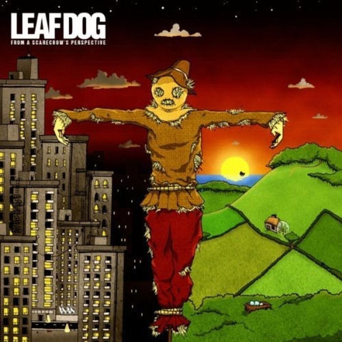 Leaf Dog - From A Scarecrow's Perspective (Digital)