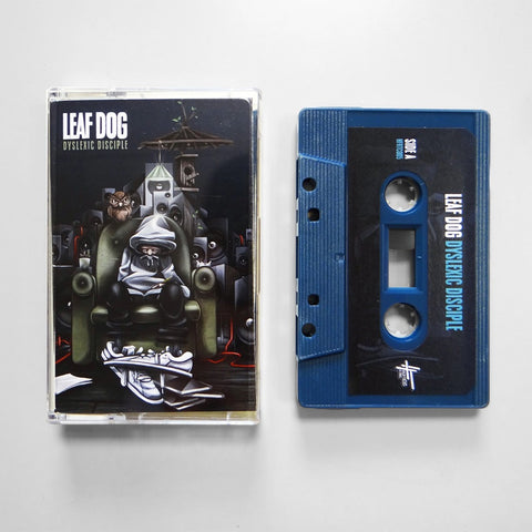 Leaf Dog - Dyslexic Disciple (LIMITED EDITION TAPE)