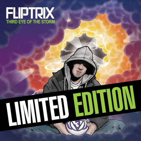 Fliptrix - Third Eye Of The Storm (Limited Edition Vinyl)