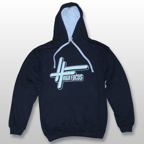 High Focus Navy Hoody