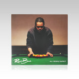 Ronnie Bosh - All People Expect (CD)