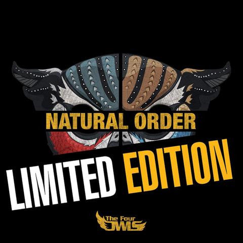 The Four Owls - Natural Order (LIMITED EDITION VINYL)