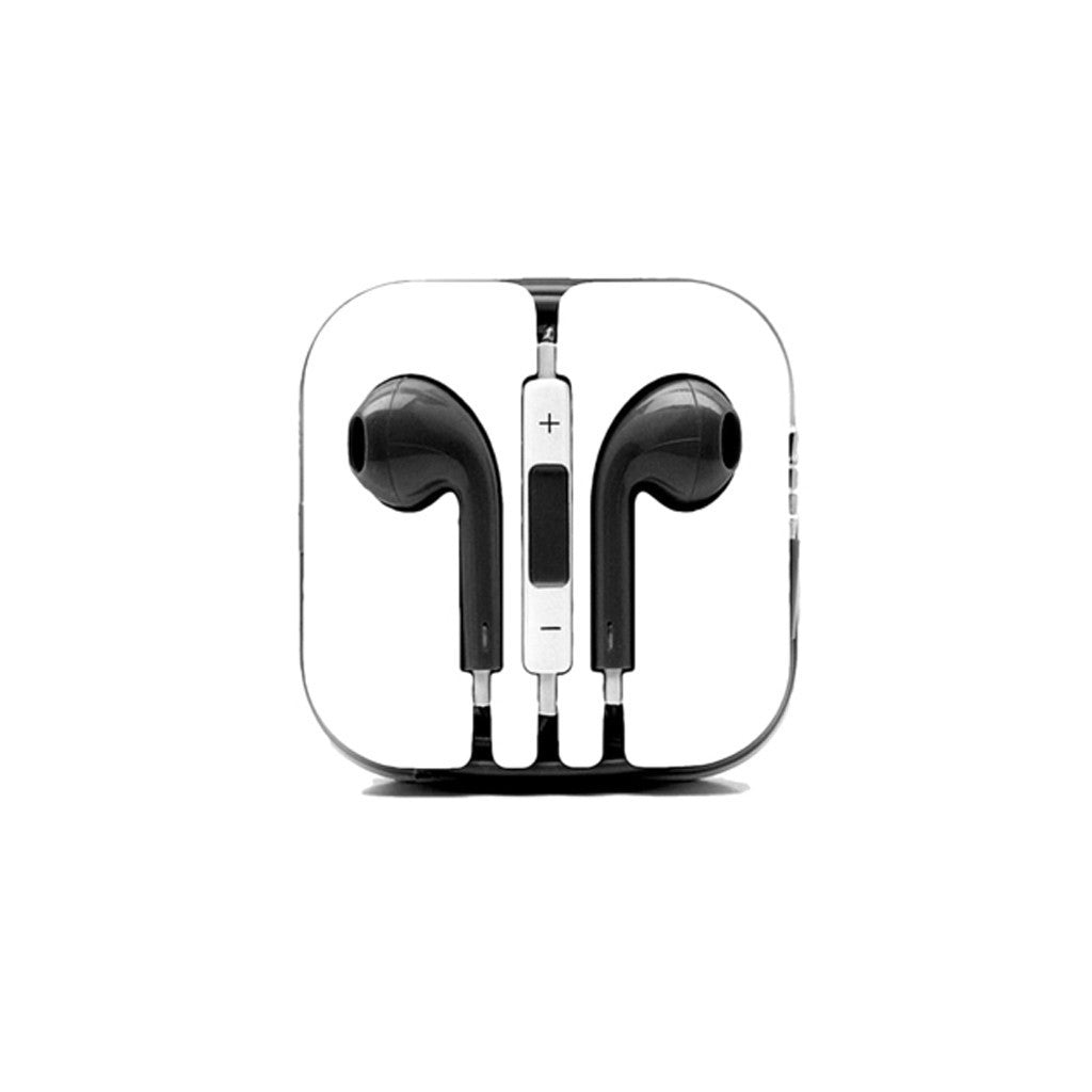 iPhone In-Ear Earbuds with Inline Mic 3.5mm Headphones - Earbud & In-ear headphones - Cowboy Wholesale