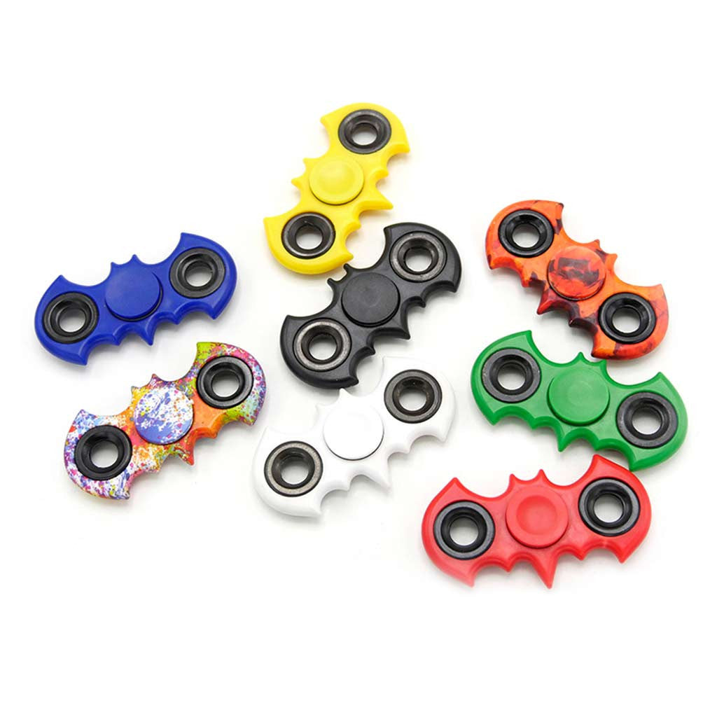 Batman Super Hero Fidget Spinner Hand Edc Toy Ships From The Usa Toys Style Spin Anxiety Anti Stress Ebay Cowboy Wholesale