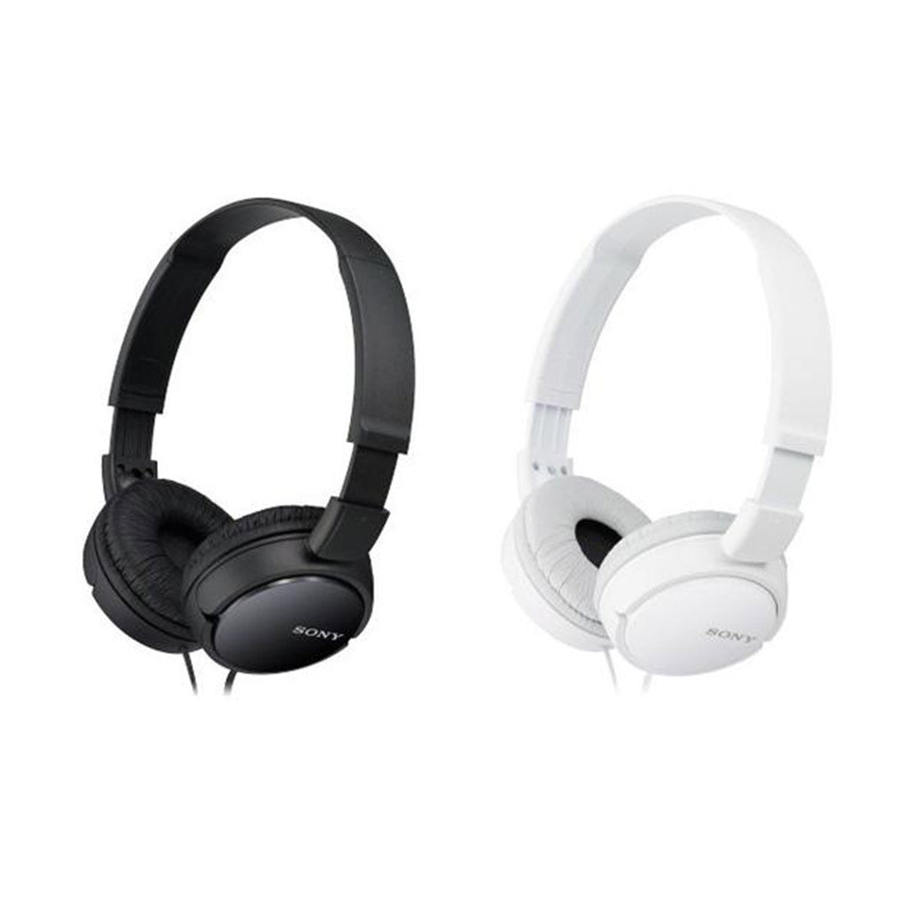 ab2870949b7 Sony MDR-ZX110 Stereo Headphones Loud and Clear Sound Quality - Earphones &  Headphones ...