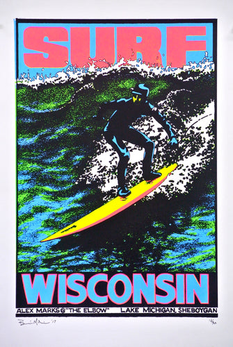 Surf Wisconsin Neon Variant MPs
