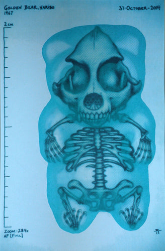Confections of a Dangerous Mind - Gummy Bear X-Ray (+)