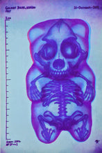 Confections of a Dangerous Mind - Gummy Bear Skeleton TP