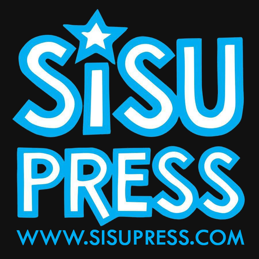 Sisu Press Sticker (small)