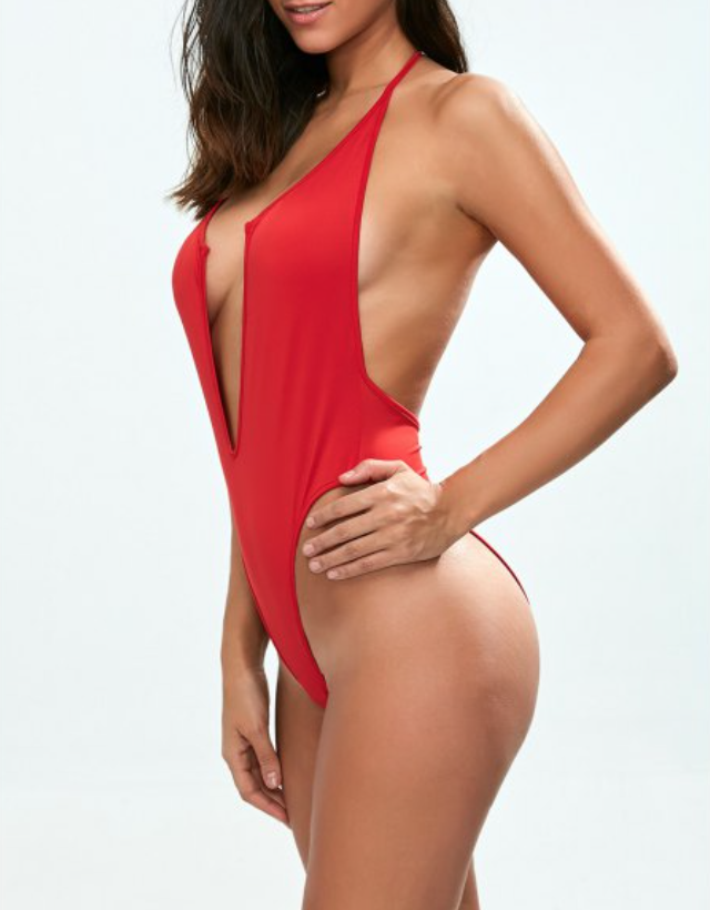 V-Cut Bodysuit