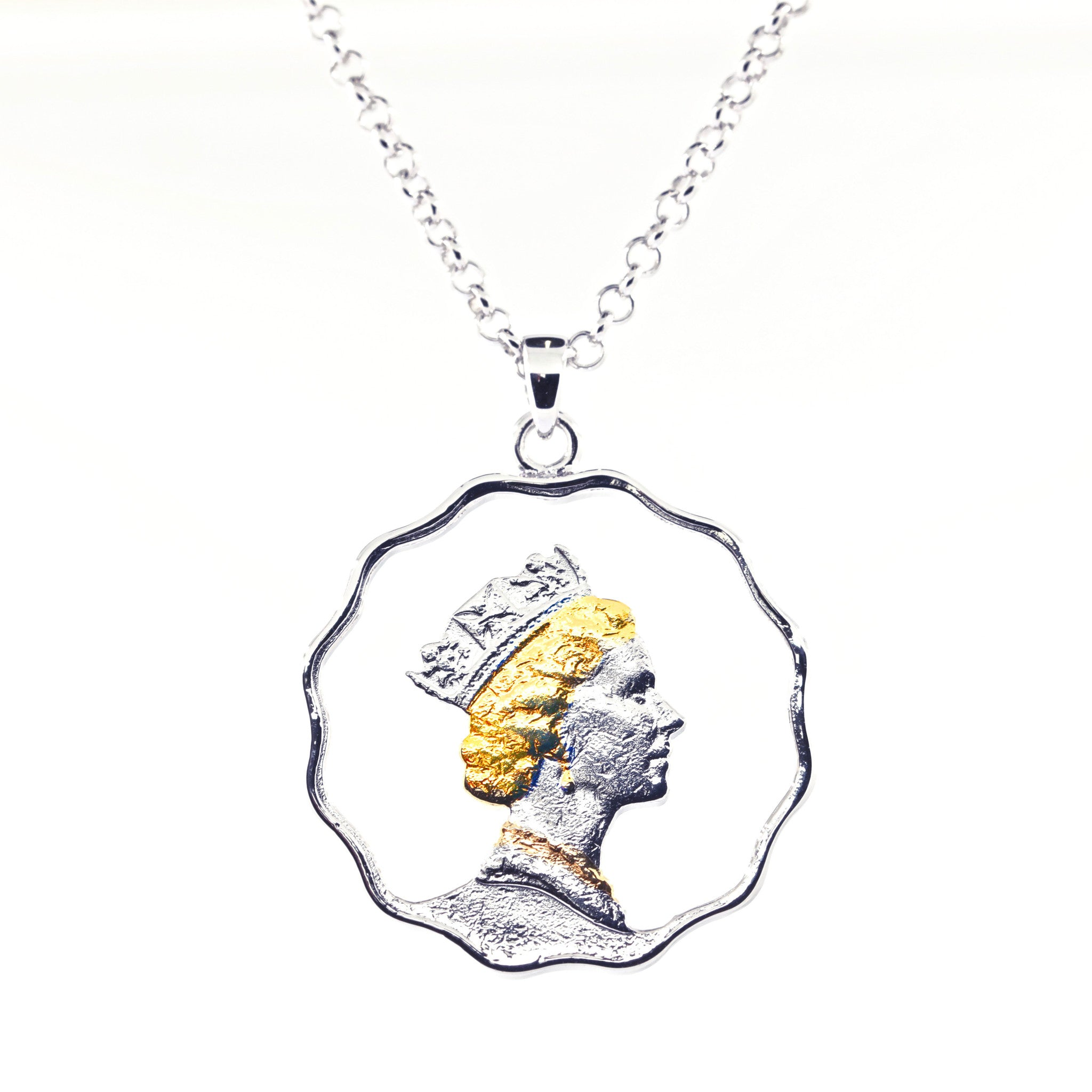 The 'Her Majesty II' Pendant / Charm (1985-1992)