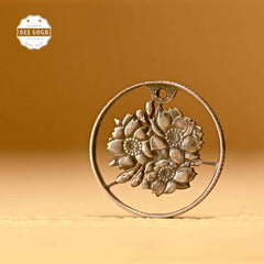 Custom Coin Cut - Plants