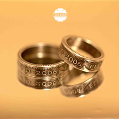 Ring with the British 10 Pence (1971-2016)