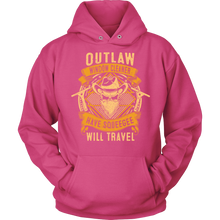 "Outlaw Window Cleaner ""Have Squeegee, Will Travel"" Hoodie"