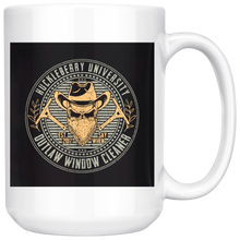 Outlaw Window Cleaner 15 oz. Coffee Mug