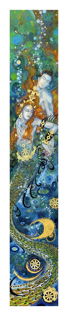 Depths of Love™ signed giclee on Archival paper - Chakra Art and Design LLC