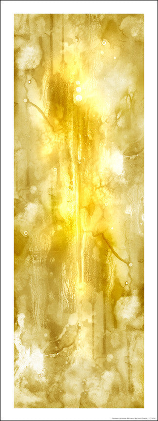 Solar™ (gold) Signed giclee on archival paper