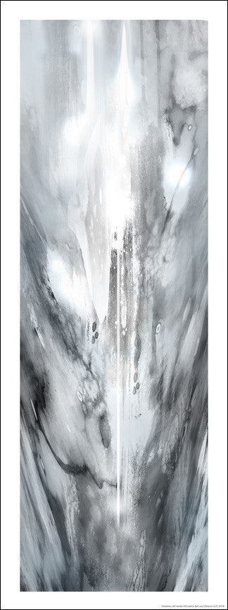 Lunar™ (silver) Signed giclee on archival paper
