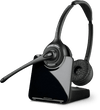 Plantronics CS520XD Wireless Binaural Headset