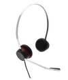 Avaya L149 QD Stereo Headset New