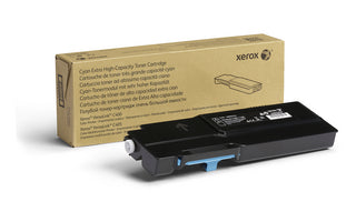 Xerox VersaLink C400 C405 Extra High Capacity Cyan Toner Cartridge (8000 Yield)