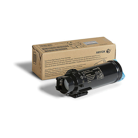 Xerox Cyan Extra High Capacity Toner Cartridge