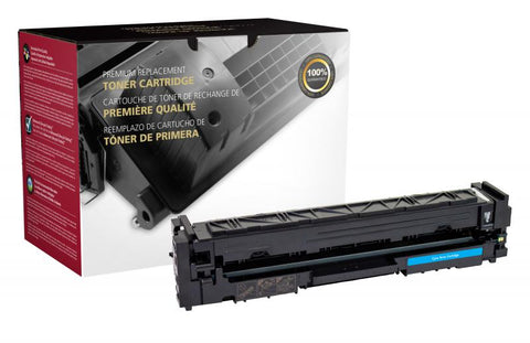 Clover Technologies Group, LLC Cyan Toner Cartridge for HP CF511A (HP 204A)