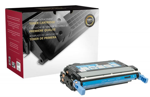 CIG Cyan Toner Cartridge for HP Q5951A (HP 643A)