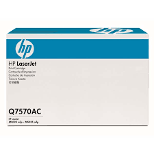 HP 70A (Q7570AC) LaserJet M5025 MFP M5035 MFP Original LaserJet Contract Toner Cartridge (15000 Yield)