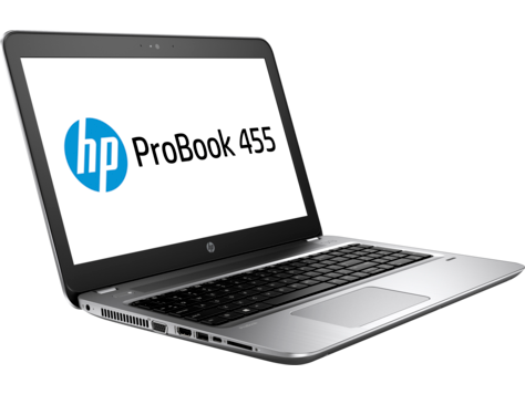 HP SBUY  455, AMD A10-9600P, 15.6 HD AG LED SVA, UMA, 8GB DDR4 RA