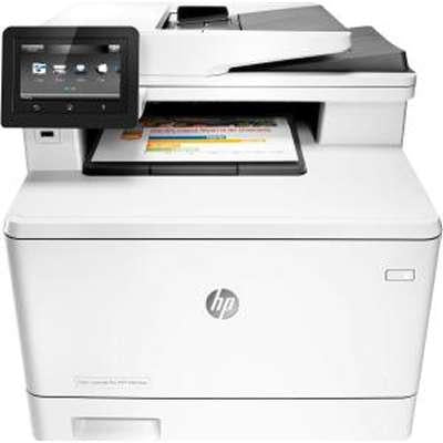 HP M477FDN Multifunction Laser Printer