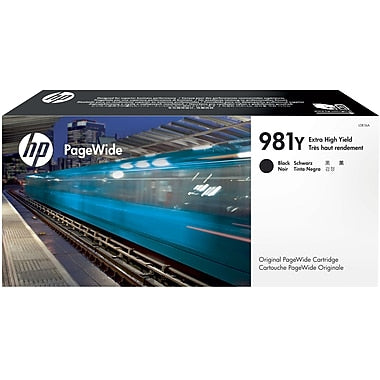 HP HP 981Y (L0R16A) Extra High Yield Black Original PageWide Cartridge (20000 Yield)