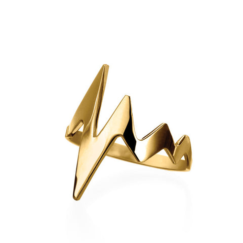 AMOUR HEARTBEAT RING