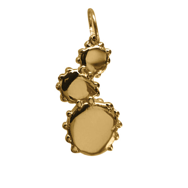 BOHEME MINI PRICKLY PEAR CACTUS CHARM