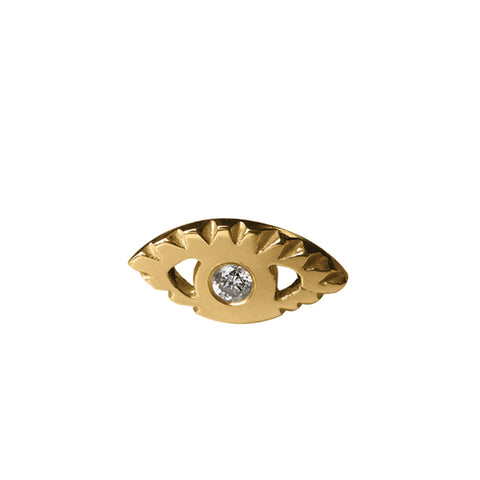 BOHEME DIAMOND THIRD EYE STUD