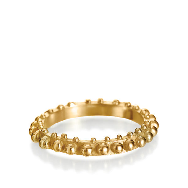 BOHEME END STACK RING rts