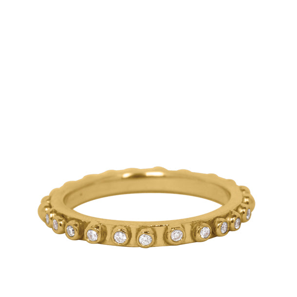 BOHEME ETERNITY DIAMOND RING